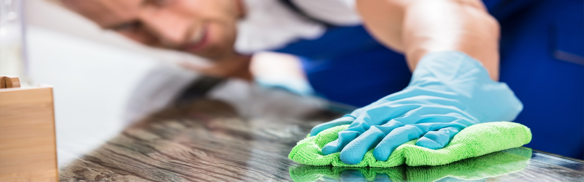A end of tenancy clean